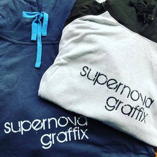 supernova graffix - Mk 1 Hoodies