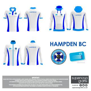 Hampden Bowling Club - Team Wear