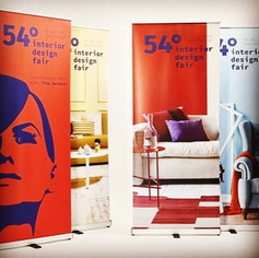 Roll Up / Pop Up Banners