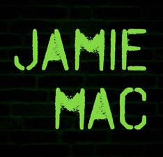 Jamie Mac DJ - Logo Design