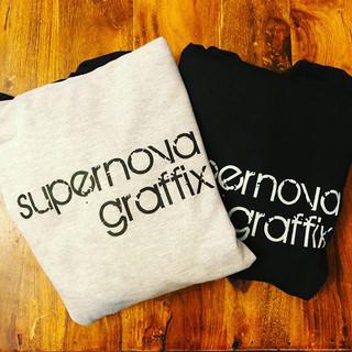 supernova graffix - Printed Hoodies