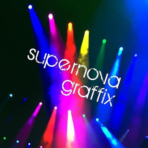 supernova graffix - Social Media Logo