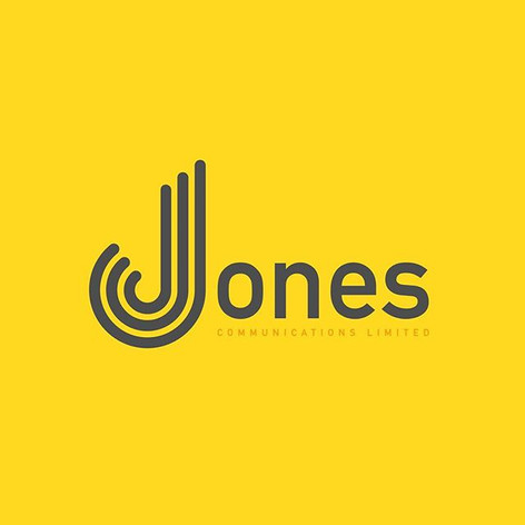 Jones Communications - Logo Design