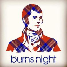 Burns Night - Social Media Graphic