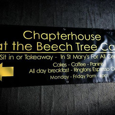 Chapterhouse - PVC Banner