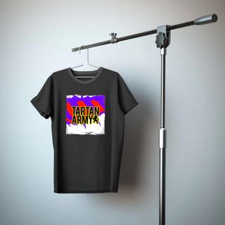 Tartan Army Retro Mk 3 - T-Shirt & Merchandise
