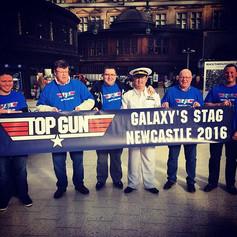 Stag - Top Gun Banner