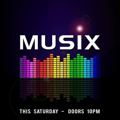 Musix - Poster Design