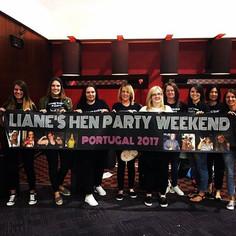 Hen Party - PVC Banner