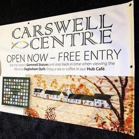 Carswell Centre - PCV Banner