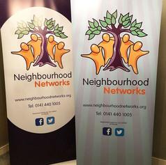 Neighbouhood Networks - Roller Banners