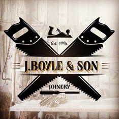 J. Boyle & Son Joinery - Logo