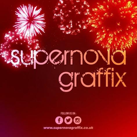 supernova graffix - Bonfire Night Social Media Video
