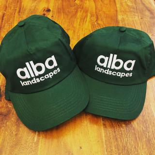 Alba Landscapes - Baseball Caps