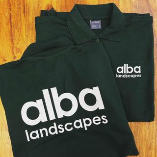 Alba Landscapes - Polo Shirts