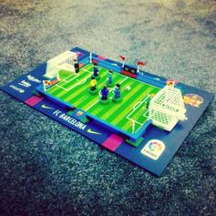 Table Football - Backing Board