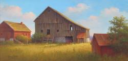 Barns on Wilder Road