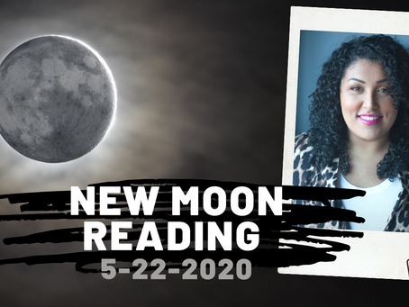New Beginnings With The New Moon!
