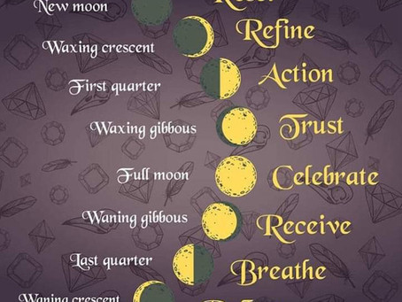 Amplify your intentions with these 8 moon cycles!