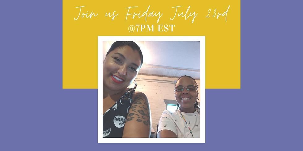 Friday Night Live July 23rd 2021
