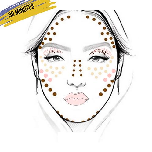30 Min Makeup Lesson