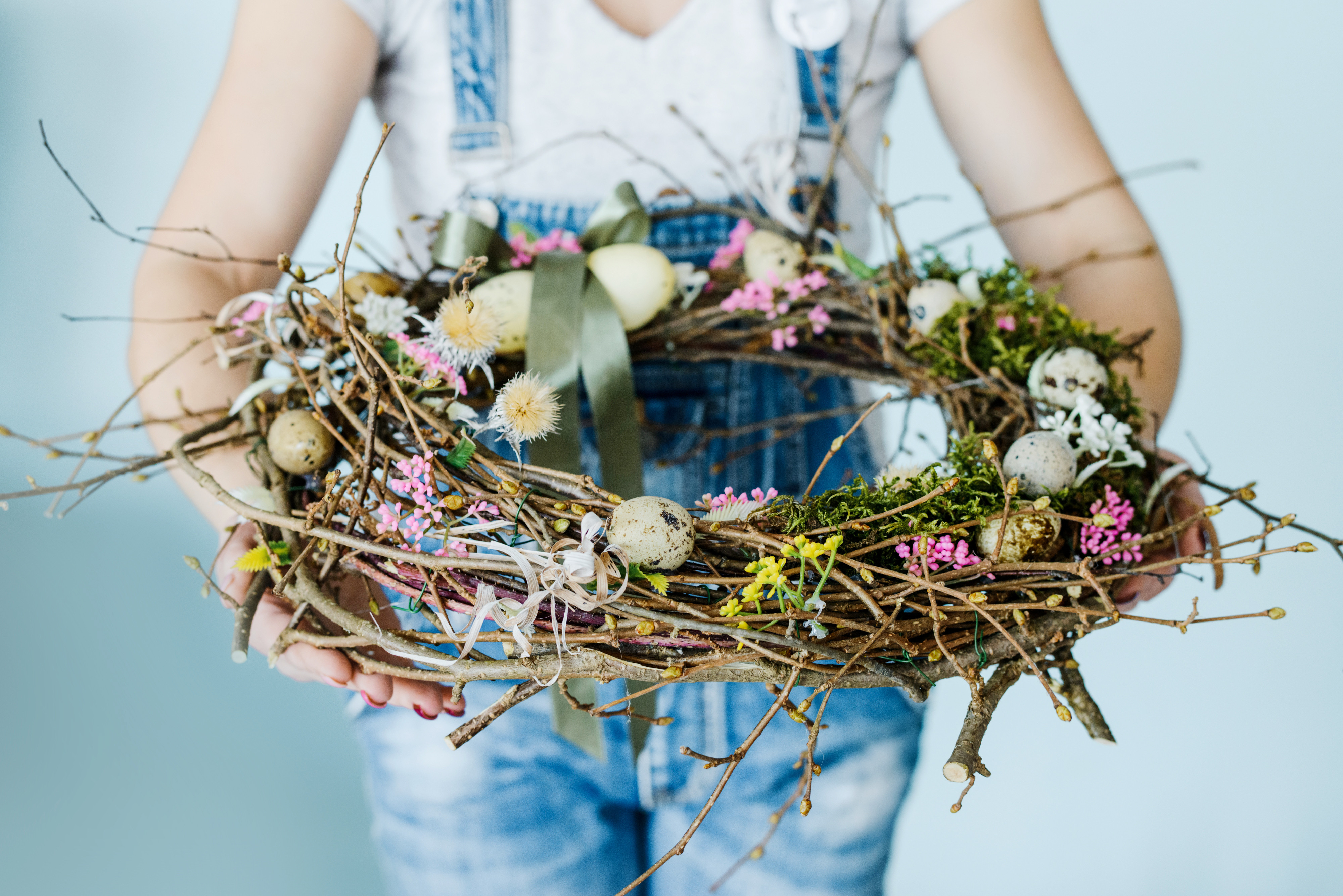 Wreaths are not just for Christmas