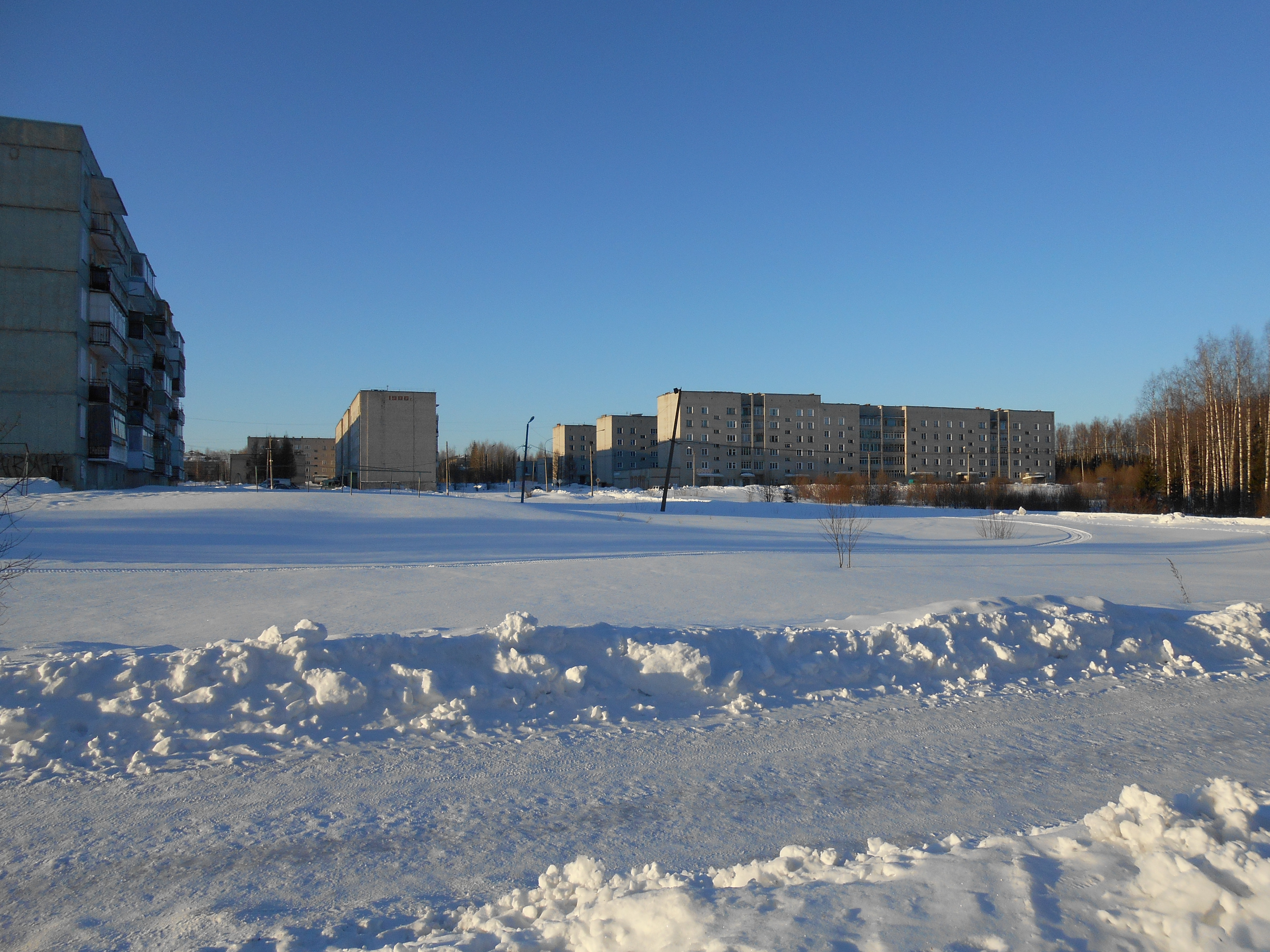 Вид на посёлок со стороны БАМа.JPG