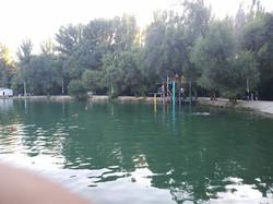 Парк Здоровья в Бишкеке