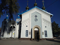 Свято-Воскресенский кафедр. собор