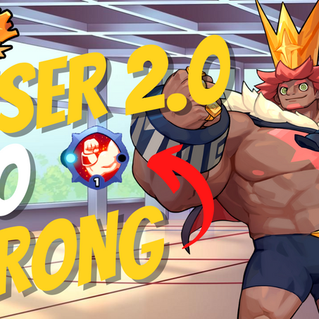 Kaiser The Muscle King Pro Gameplay Smash Legends