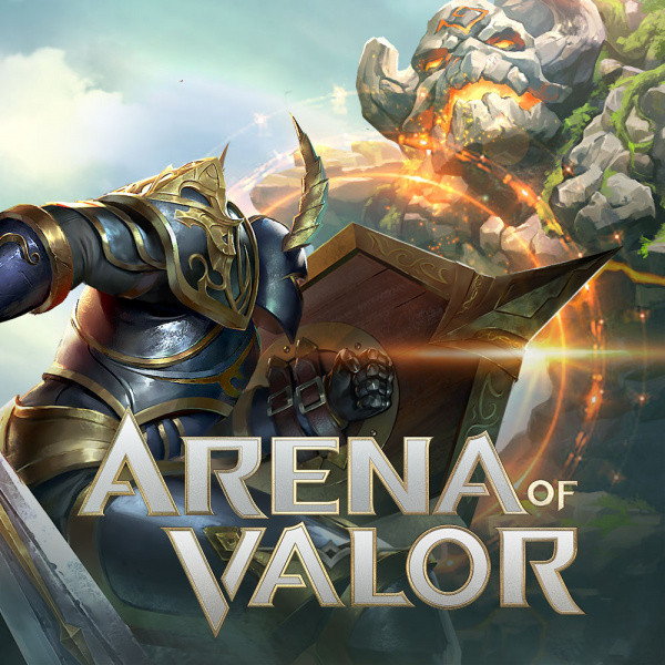 Arena of Valor AOV F2P Competitive Mobile Game