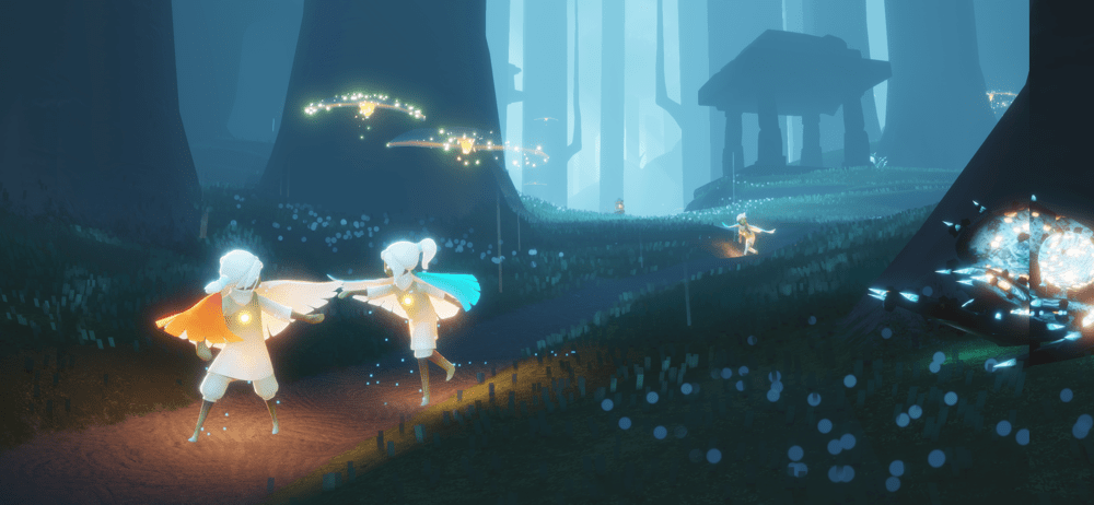 Sky Children of the Light Gameplay Review Friends
