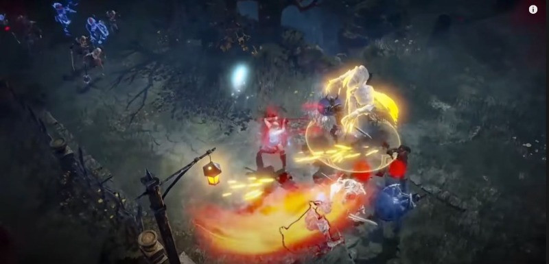 20201 upcoming high quality mobile games on iOS and Android - Diablo Immortal RPG
