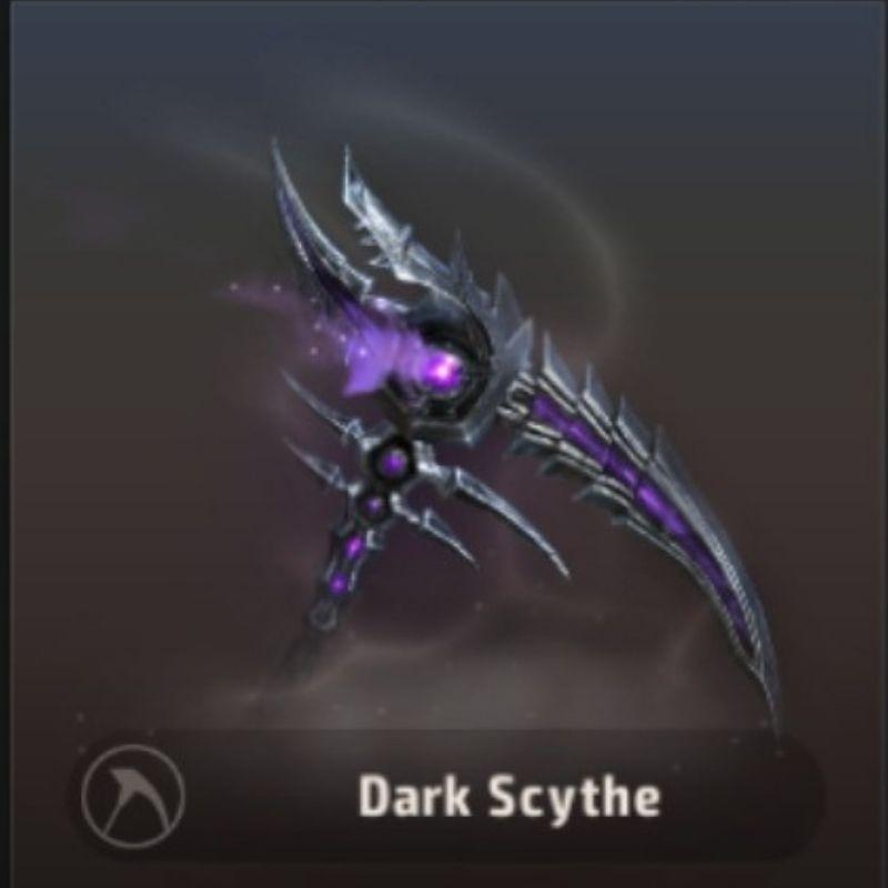 A3 Still Alive Best Battle Royale Weapon Tier List - Dark Scythe
