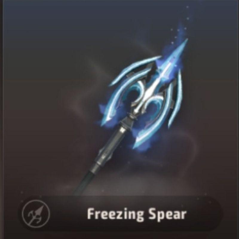 A3 Still Alive Best Battle Royale Weapon Tier List - Freezing Spear