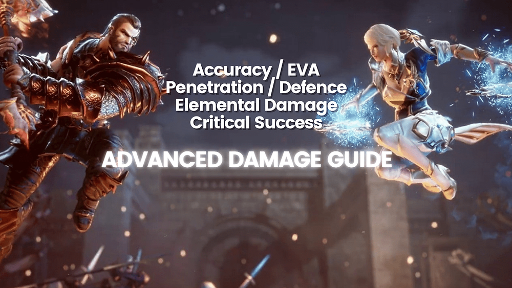 A3 Still Alive Adanced Damage Guide - Elemental Damage - Accuracy - Penetration - Crit
