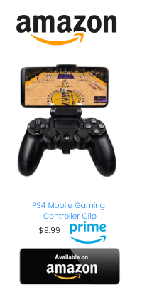 MoboGamers Amazon Affiliates PS4 Mobile