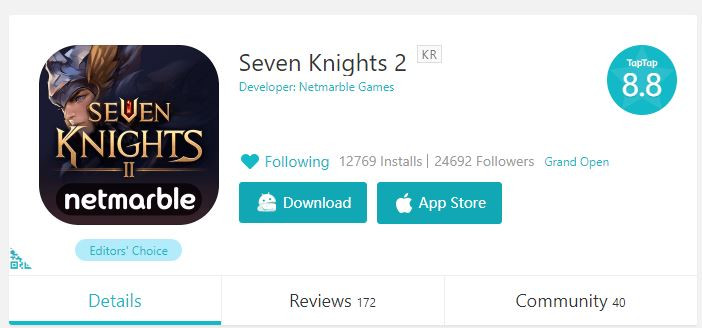 Seven Knights 2 open beta how to play
