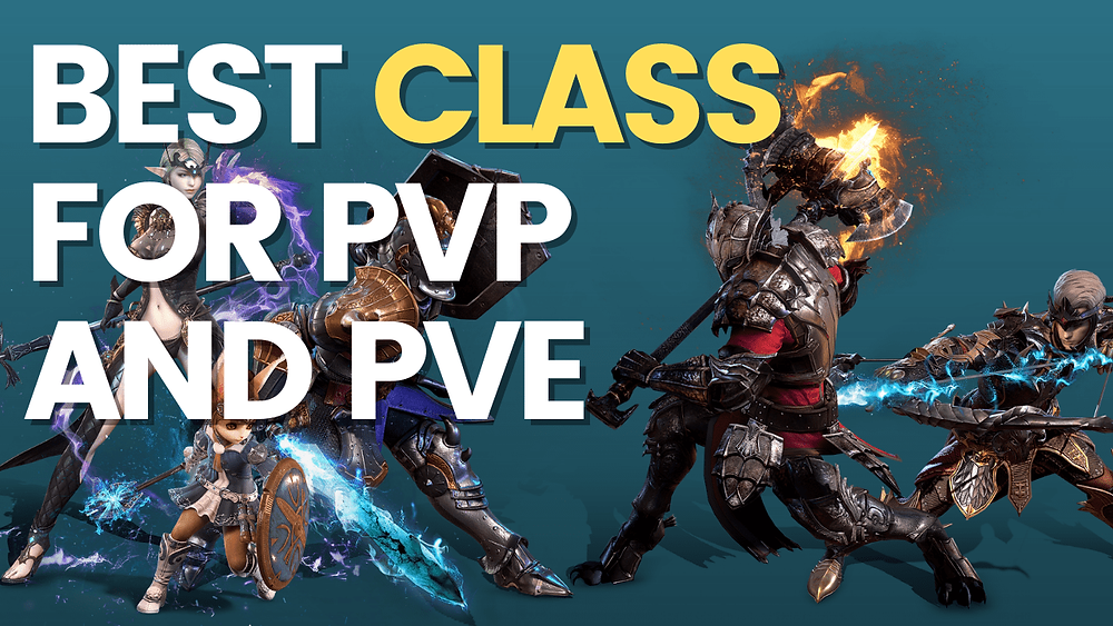 Bless Mobile Global Release Best Class for PvP and PvE