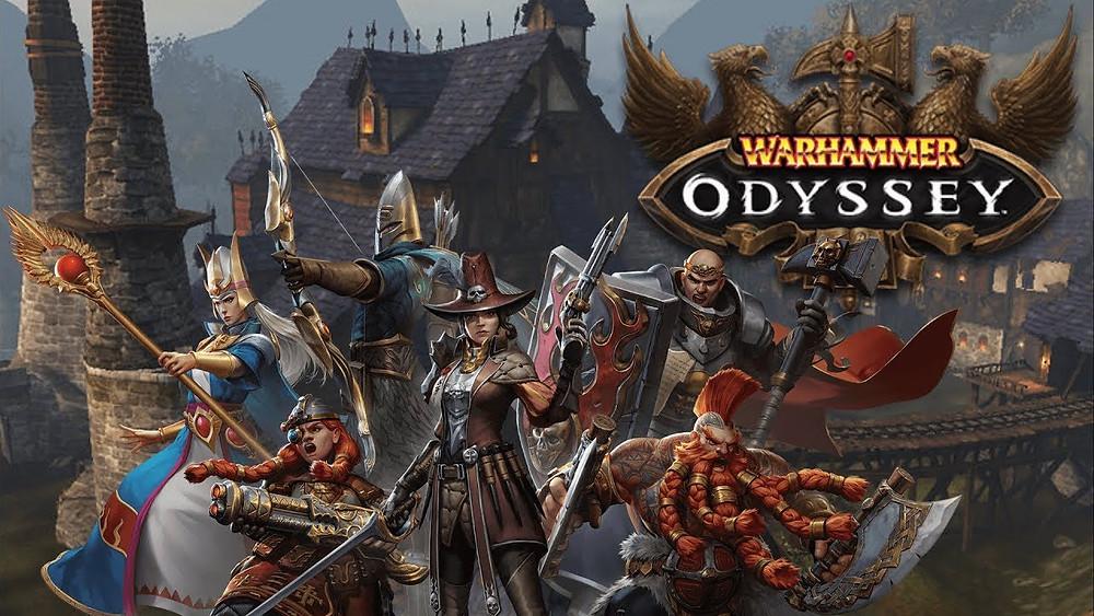 Warhammer Odyssey All Class Skills