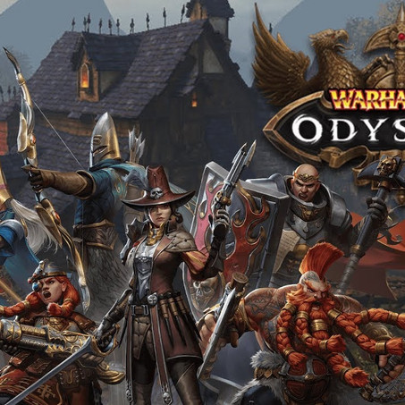Warhammer Odyssey - All Classes and Specializations | Best Class to Pick