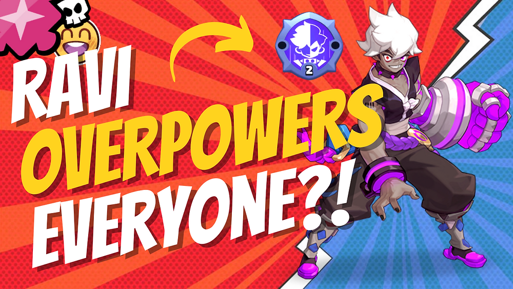 Ravi Street Fighter God Smash Legends