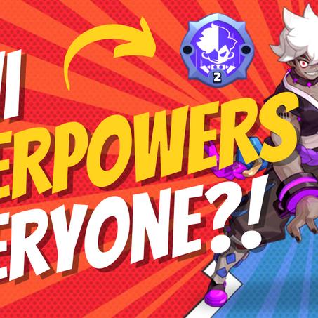 Ravi Street Fighting God Pro Smash Legends