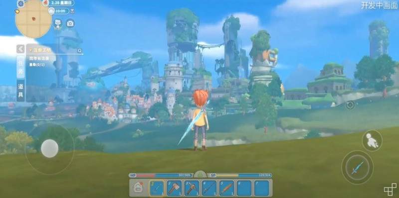 20201 upcoming high quality RPG mobile games on iOS and Android - My Time At Portia
