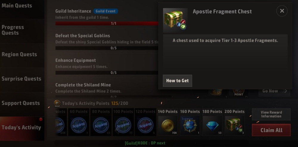 A3 Still Alive How to Get More Apostle