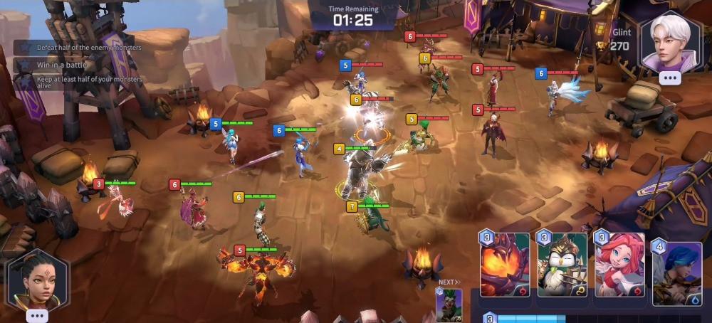 Summoners War Lost Centuria Combat Pvp Gameplay