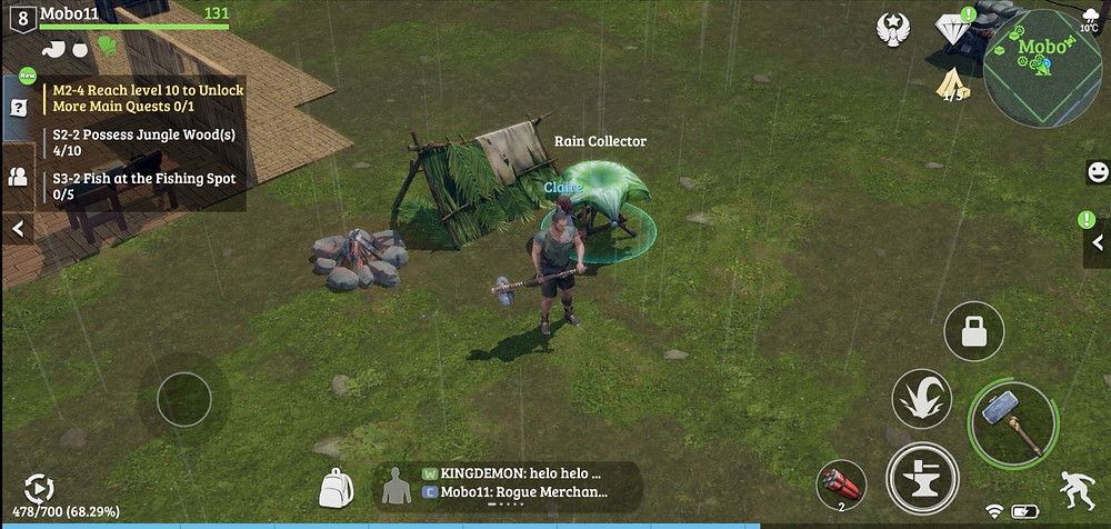Lost Survival RPG on Mobile Gameplay Review