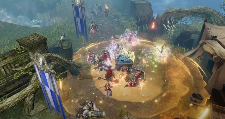 A3 Still Alive Guild Resource War