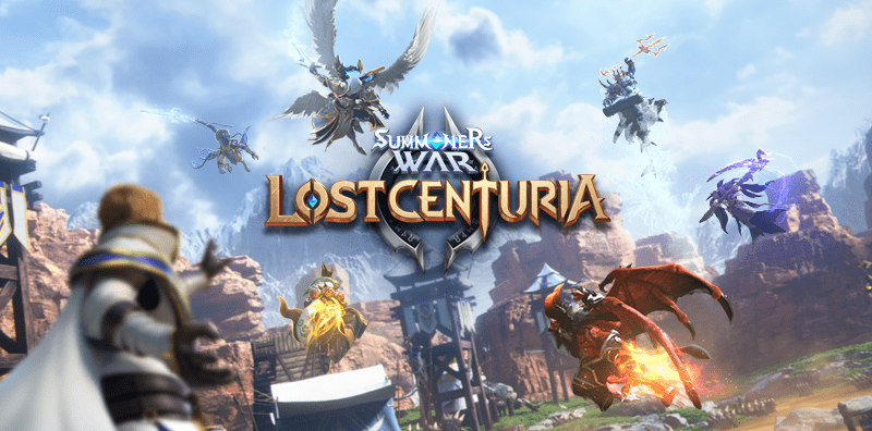 Summoners War Lost Centuria Beta Gameplay Review
