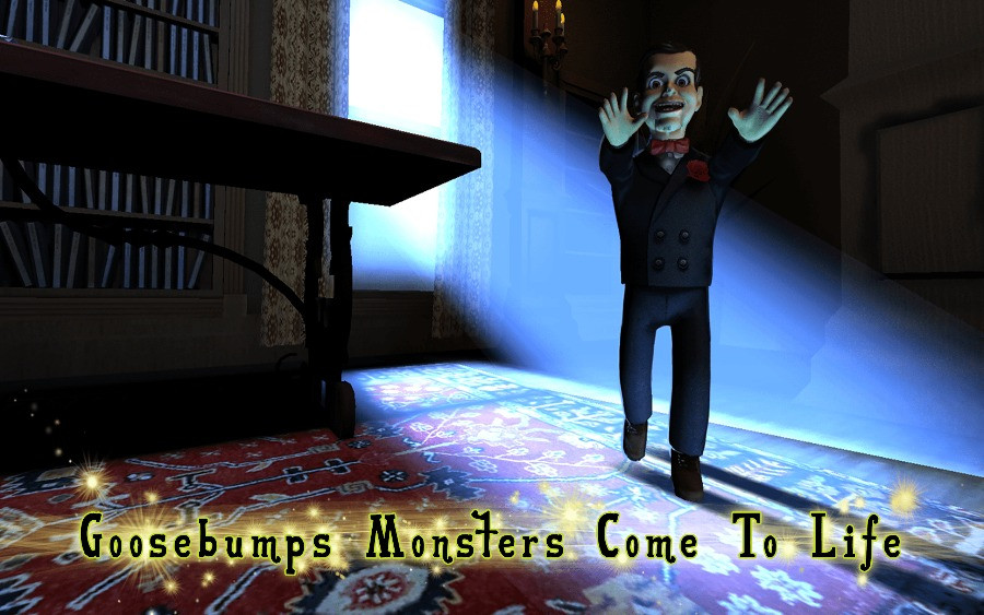 2020 Scary mobile games to play this Halloween Goosebumps Night of Scares